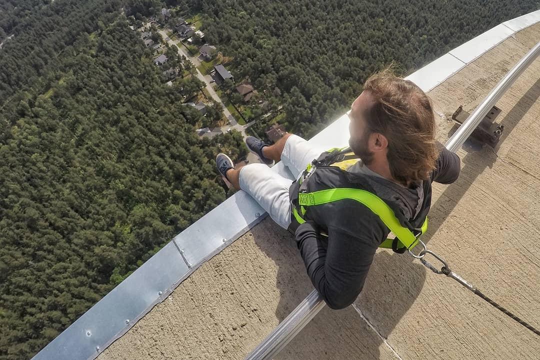 Tallin Skywalk Fernsehturm GoPro Hero 4 - www.upandaway.de
