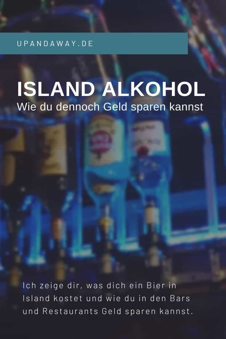 So teuer ist Alkohol in Island