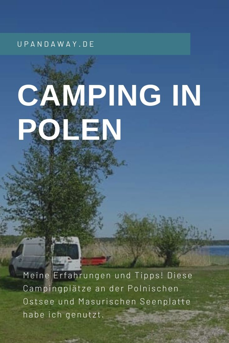 Camping an der Ostsee in Polen