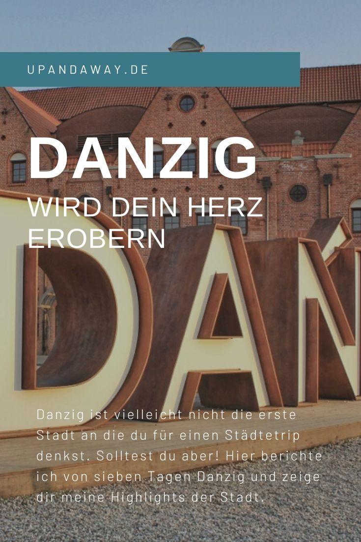 Städtetrip nach Danzig