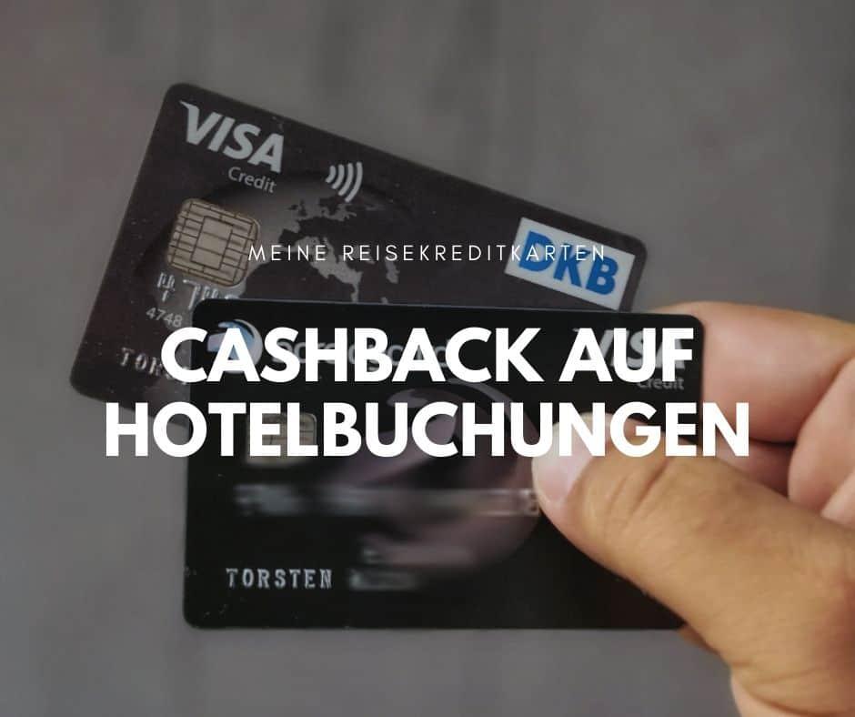 DKB Cashback bei booking.com