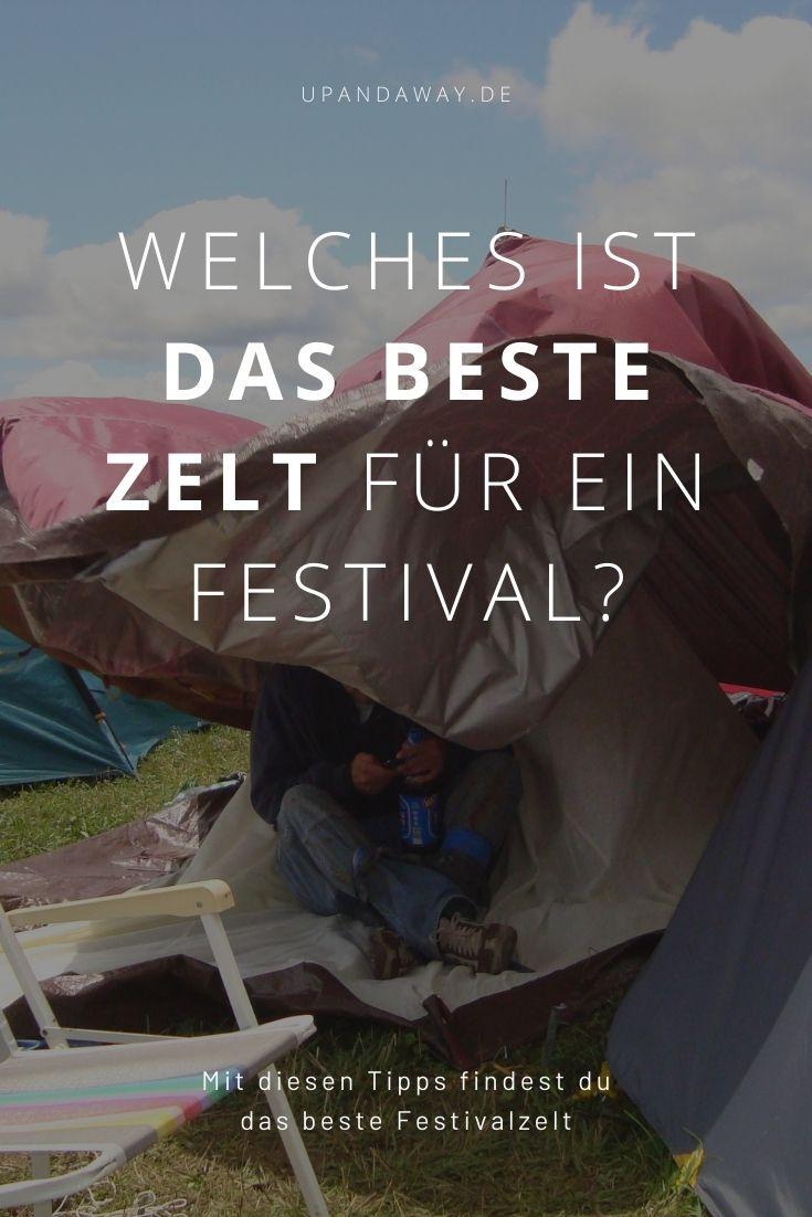 Welches Zelt für ein Festival kaufen?