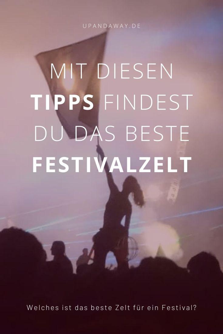 Tipps für das beste Festivalzelt
