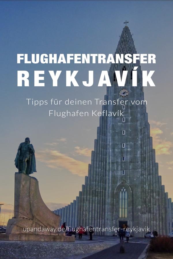 Flybus Reykjavik: Transfer vom Flughafen Keflavik ins Zentrum