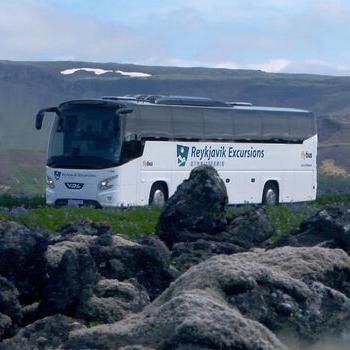 Flybus Reykjavik: Transfer vom Flughafen Keflavik nach Reykjavik
