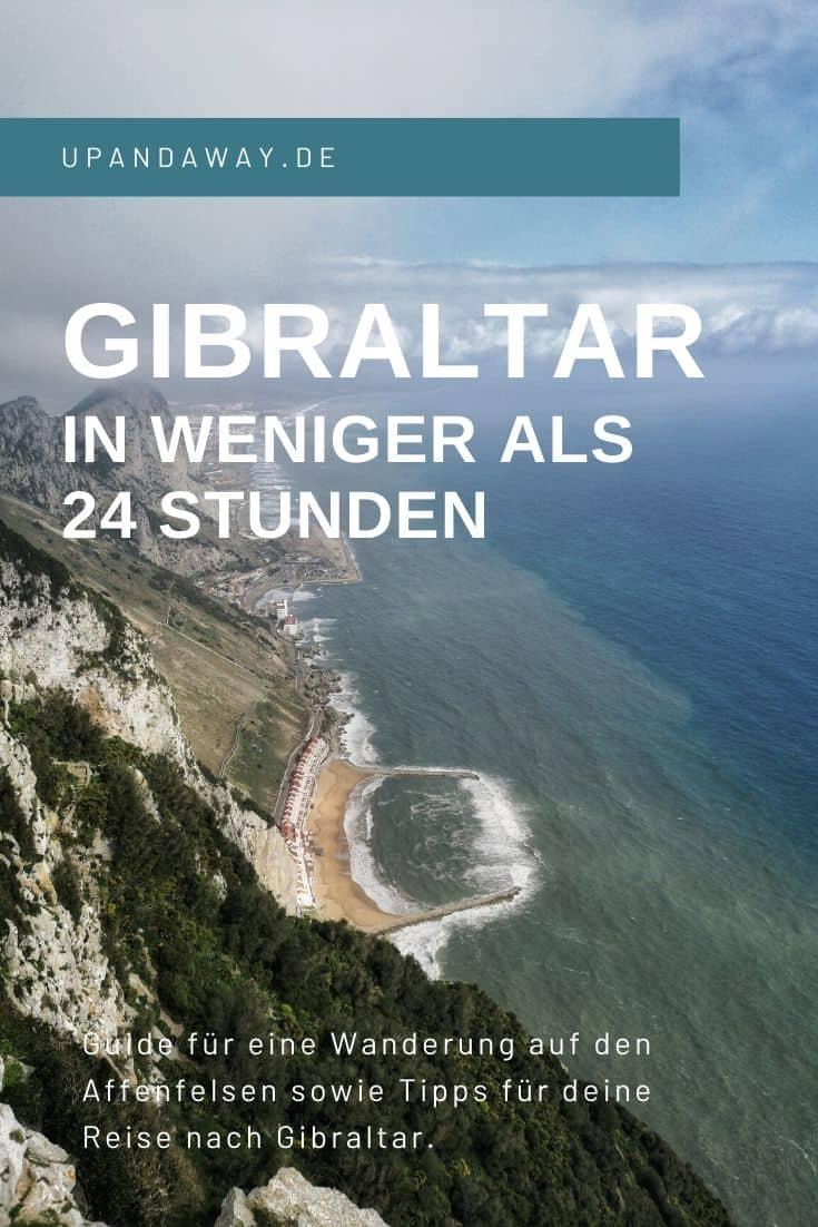 Wanderung zu den Affen auf dem Felsen von Gibraltar