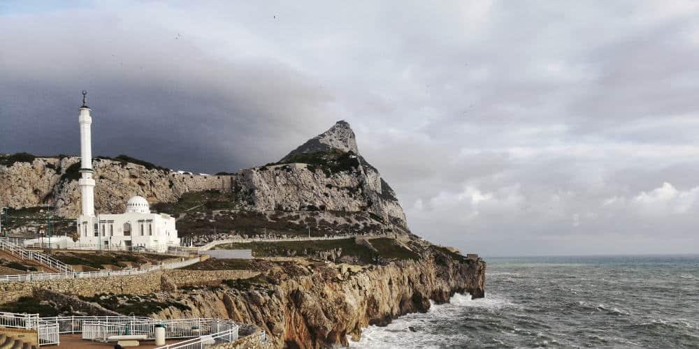 Gibraltar Moschee - www.upandaway.de