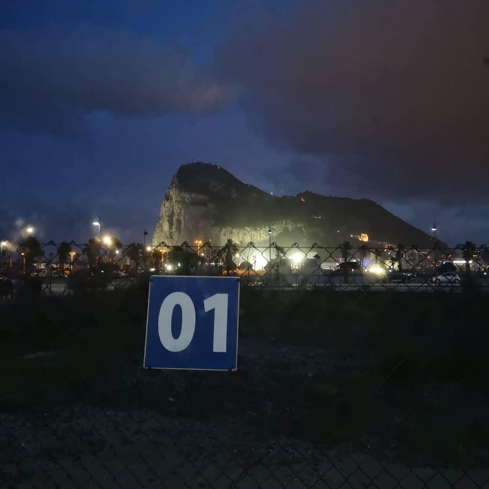 Gibraltar Spanien Parken - www.upandaway.de