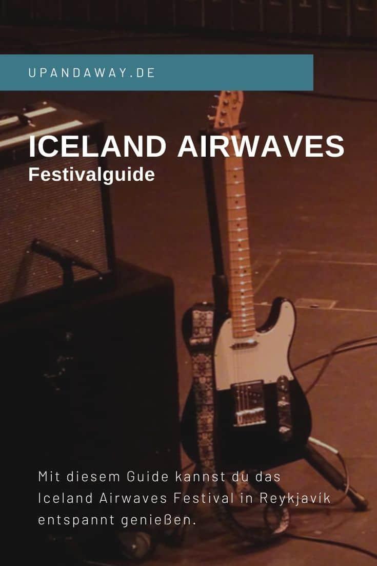 Dein Guide für das Iceland Airwaves in Reykjavík