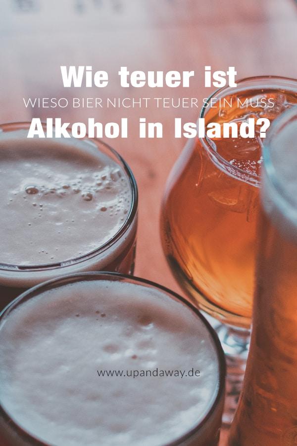 Island Alkohol: Bier zu einem günstigen Preis kaufen