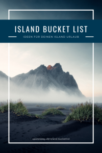 Ideen für deine Reise nach Island