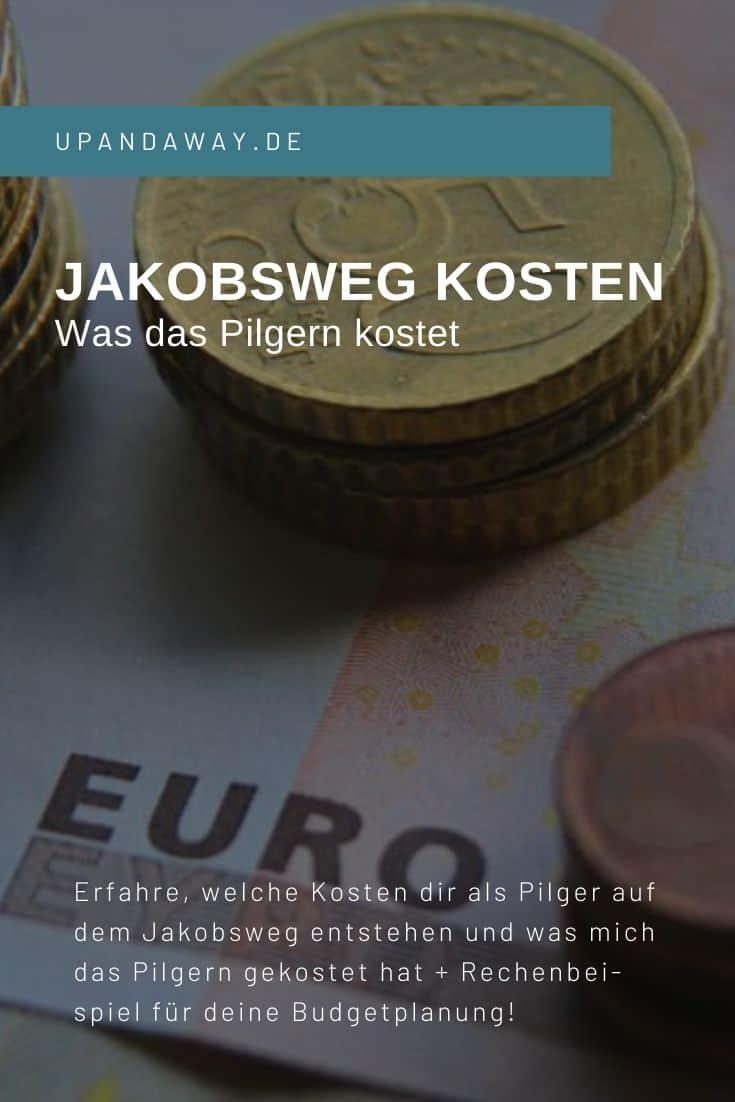 Jakobsweg Kosten: Was dich das Pilgern kostet