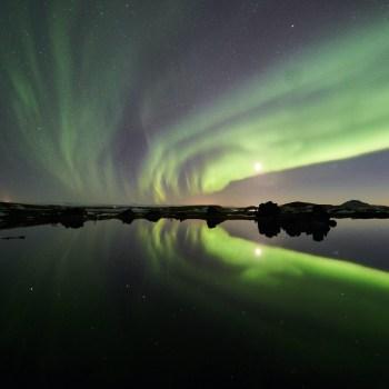 Nordlichter-Tour: So kannst du Polarlichter in Island sehen