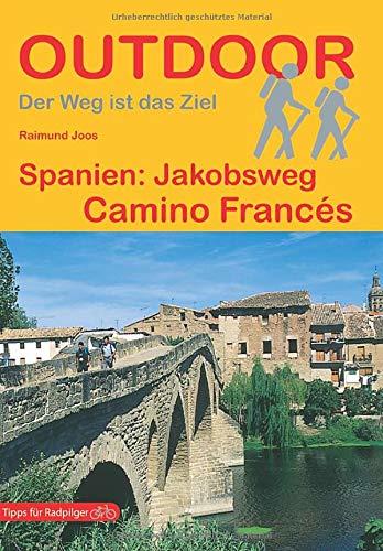 Pilgerführer für den Camino Francés in Spanien