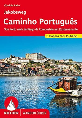 Pilgerführer für den Camino Portugués in Portugal