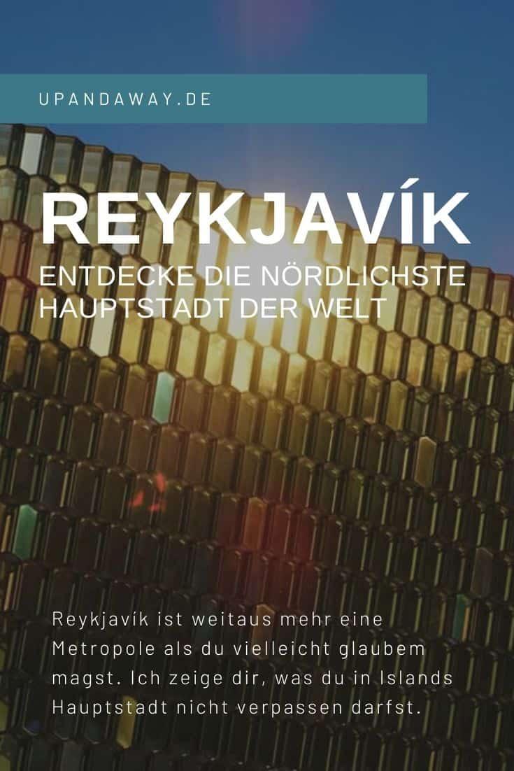 Städtereise Reykjavík: Meine Tipps für Islands Hauptstadt