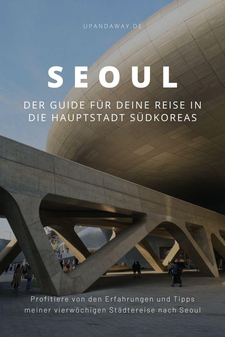 Tipps für deine Städtereise nach Seoul